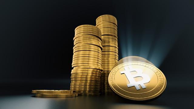 Bitcoin, Crypto, Virtual, Money, Electronic, Currency