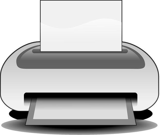 Printer, Computer, Peripheral, Electronics, Hardware