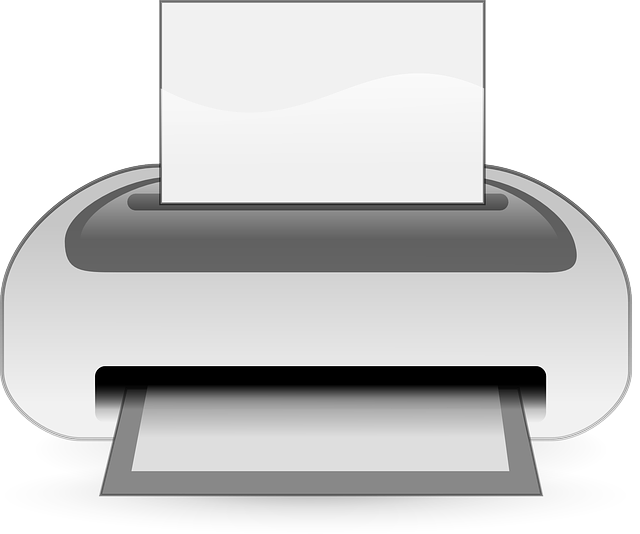 Printer, Computer, Peripheral, Electronics, Hardware