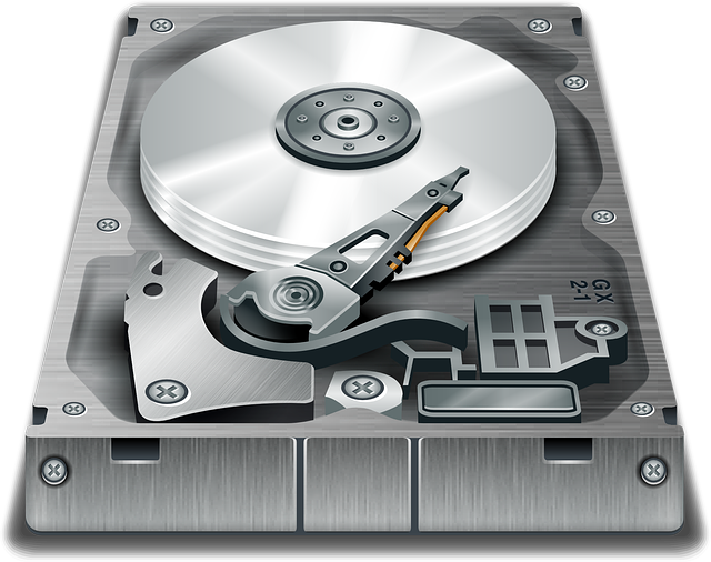 Hard, Disk, Storage, Computer, Electronics