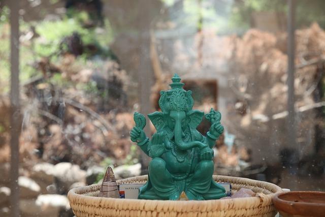 Ganesh, Vinayaka, Ganapati, God, Ritual, Elefant