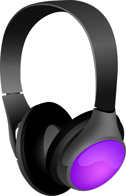 Headphones, Auricle, Transducer, Modern, Elegant