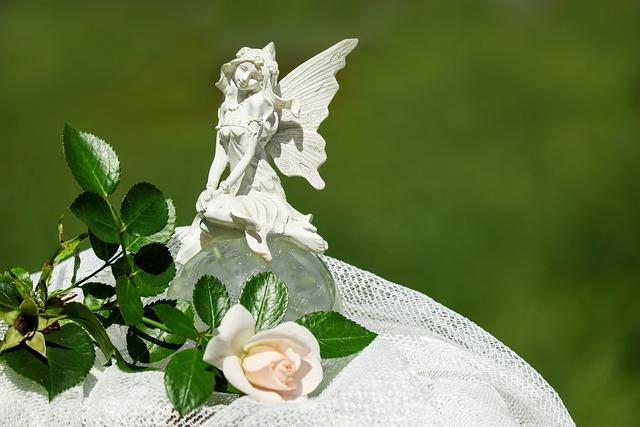 Elf, Fee, Fig, Woman, Fairytale, Romantic