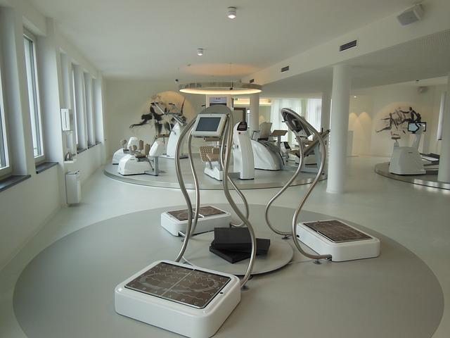 Fitness Studio, Fitness Facility, Elite Fitness Studio