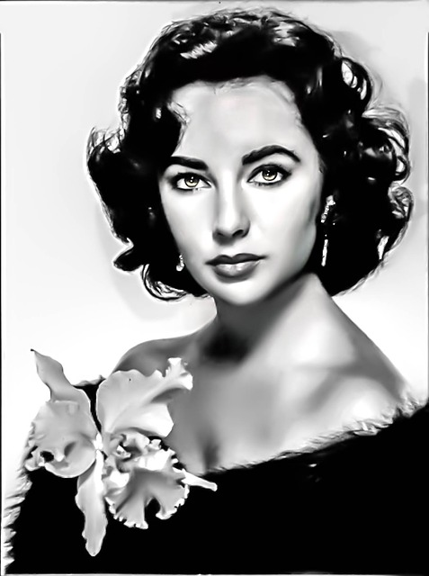 Elizabeth Taylor-hollywood, Film, Actress