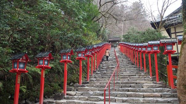 Japan, Shrine, Kyoto, Ema, Tourism, History, Scenic