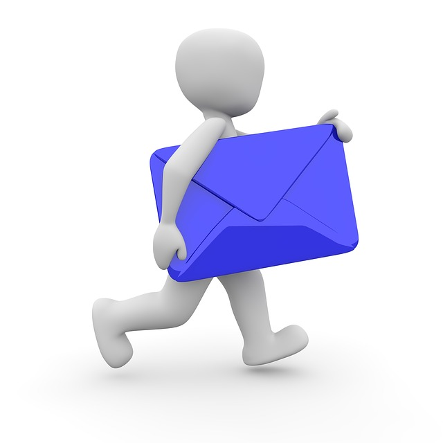 At, Email, Send, E Mail, Internet
