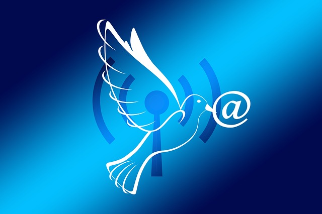 Wlan, Radio Network, Local, Wireless, Dove, Email
