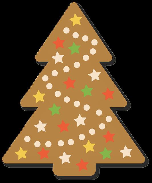 Christmas, Christmas Tree, Ornament, Embellish