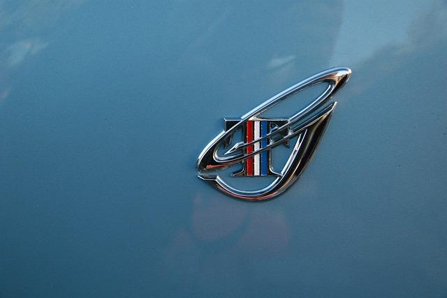 Ghia, Blue, Logo, Emblem, Classic Car, Design, Icon