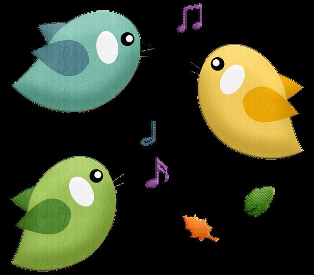 Birds Flying, Fabric, Embroidery, Crochet, Stitch