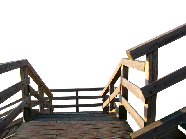 Wood Stairs, Stairs, Gradually, Emergence, Staircase