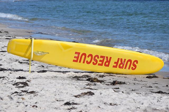 Sea, Rescue, Denmark, Arhus, Emergency, Holidays
