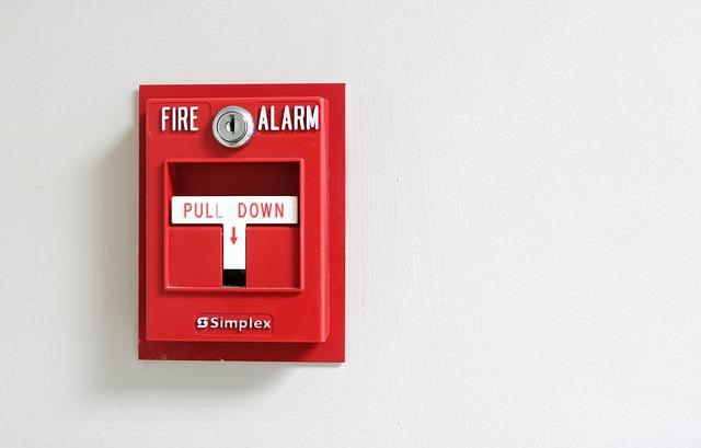Alarm, Fire Alarm, Red, Danger, Safety, Emergency, Fire