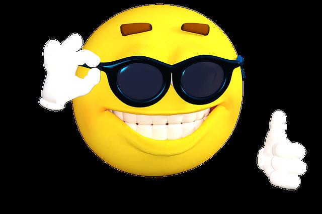 Emoticon, Emoji, Smile, Face, Icon