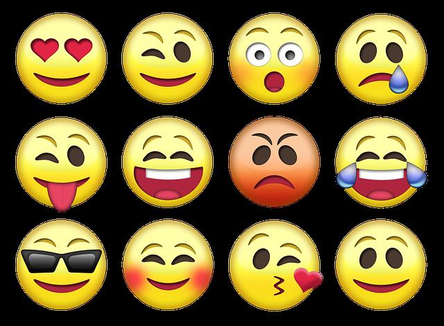 Emoji, Emoticon, Smilies, Icon, Faces, Love, Symbol
