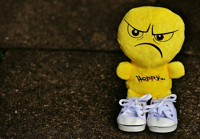 Smiley, Evil, Sneakers, Funny, Emoticon, Emotion