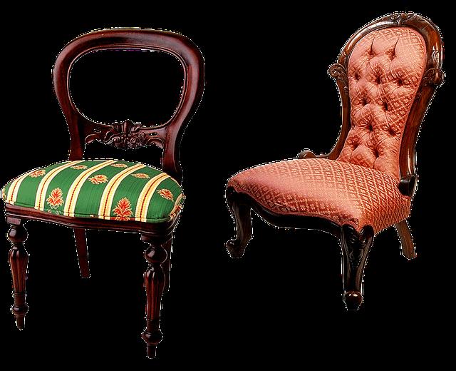 Armchair, Chair, Furniture, Seat, Empire, Baroque