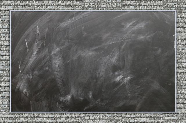 Board, Blackboard, Frame, Wall, Background, Empty