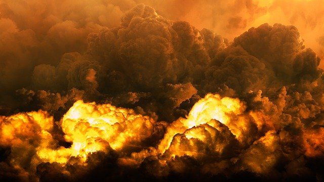Apocalypse, Disaster, End Time, Armageddon