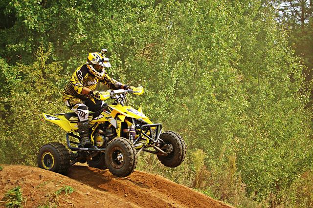 Quad, Motocross, Enduro, Cross, Atv