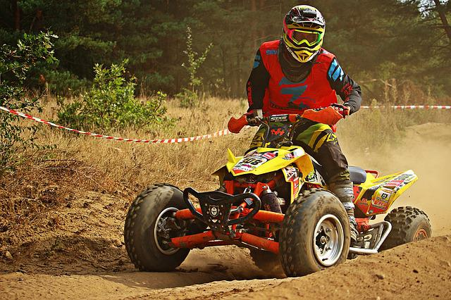 Quad, Motocross, Cross, Enduro, Motocross Ride