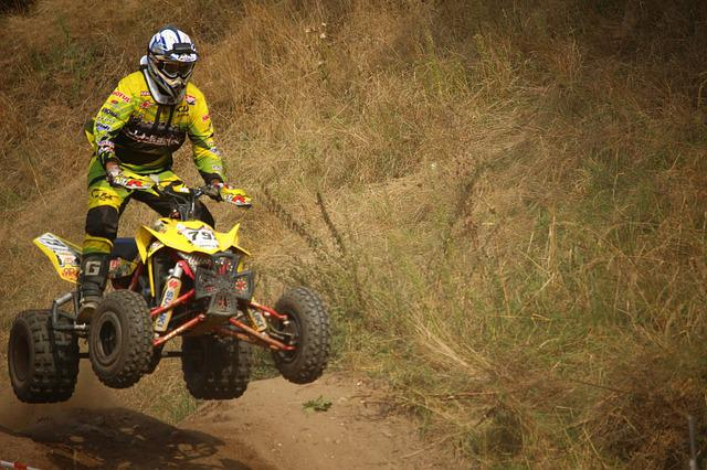 Motocross, Enduro, Quad, Atv, Motorsport, Motorcycle