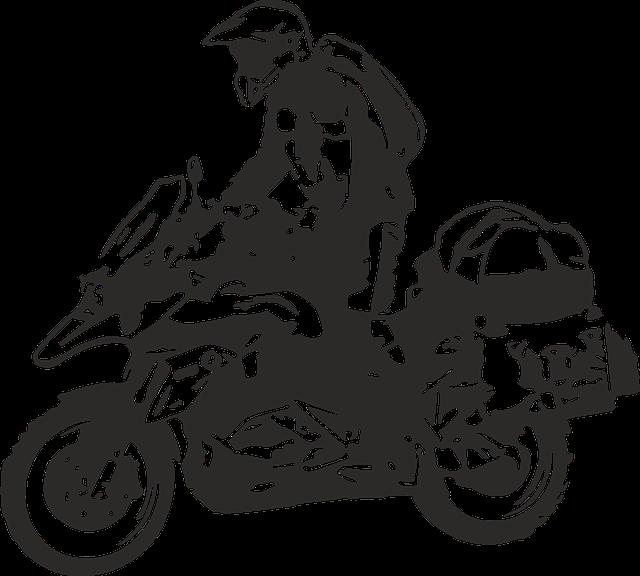Moto, Enduro, Travel, Terrain, Tourism, Motocicle