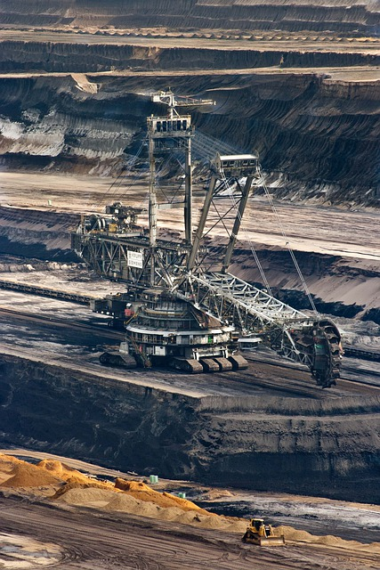 Brown Coal, Energy, Garzweiler, Bucket Wheel Excavators
