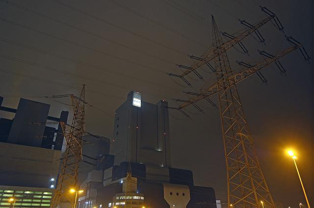 Current, Power Supply, Energy, Power Plant, Electricity