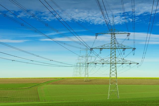 Energy, Strommast, Electricity, High Voltage, Pylon
