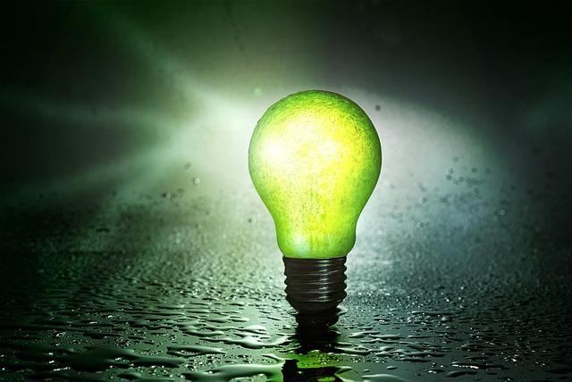 Light Bulb, Fruit, Pear, Water, Drip, Energy, Glass