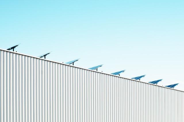 Solar Panels, Rooftop, Solar, Energy, Green, Power
