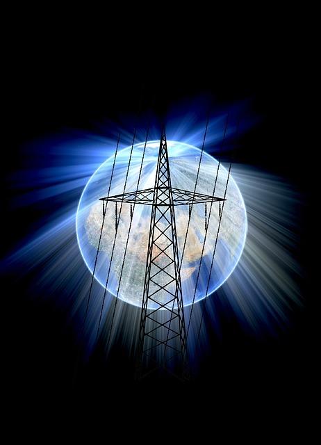Energy, Energy Revolution, Current, Graphic
