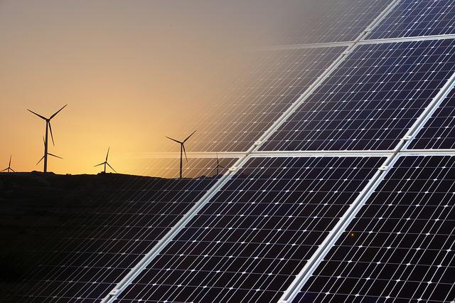 Renewable, Energy, Environment, Wind, Solar, Green