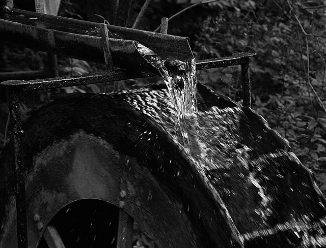 Mill Wheel, Water, Waterwheel, Mill, Energy