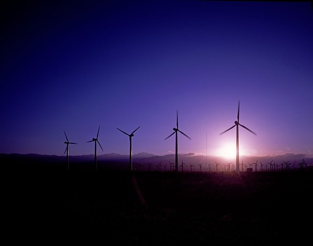 Windräder, Energy, Wind Power, Environmental Technology
