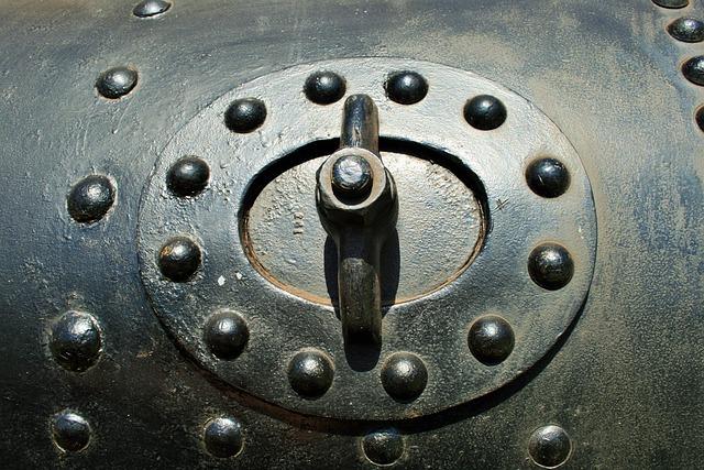 Steam Engine, Engine, Steam, Black, Iron, Strong