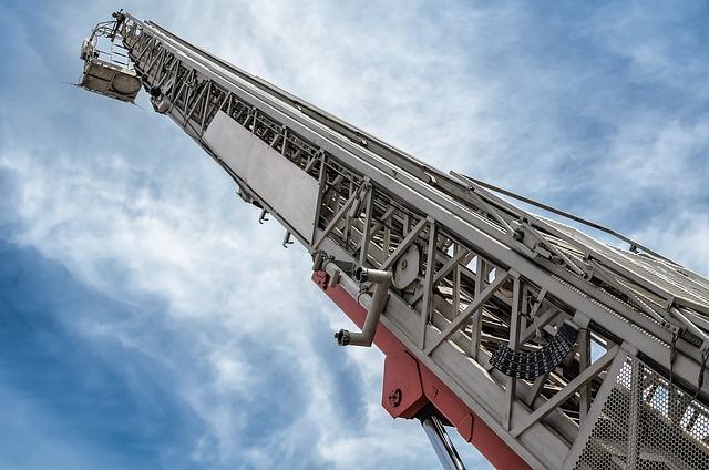 Equipment, Rescue, Services, Engine, High, Ladder