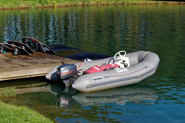 Outboard Motor, Motor, Outboard, Engine, Speed