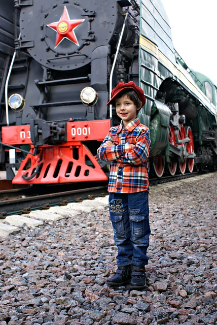 Train, Engine, Railway, The Transportation System