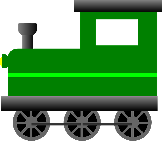 Train, Engine, Railway, Travel, Transportation