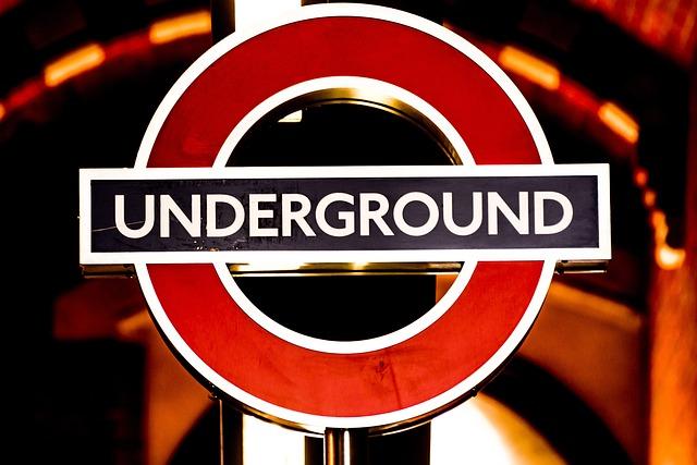 London, London Underground, Underground, England, City