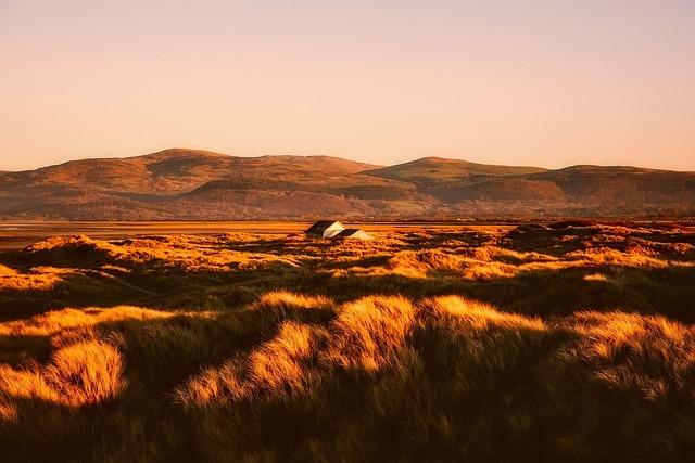 Wales, England, Landscape, Mountains, Vista, Scenic