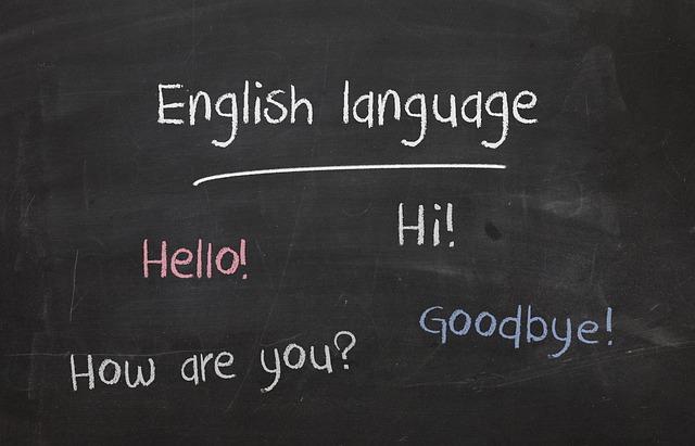 English, English Language, Language, Study, School
