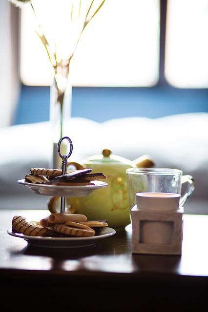 Pastries, Cookies, Hotel Rooms, Hotel, Enjoy, Winter