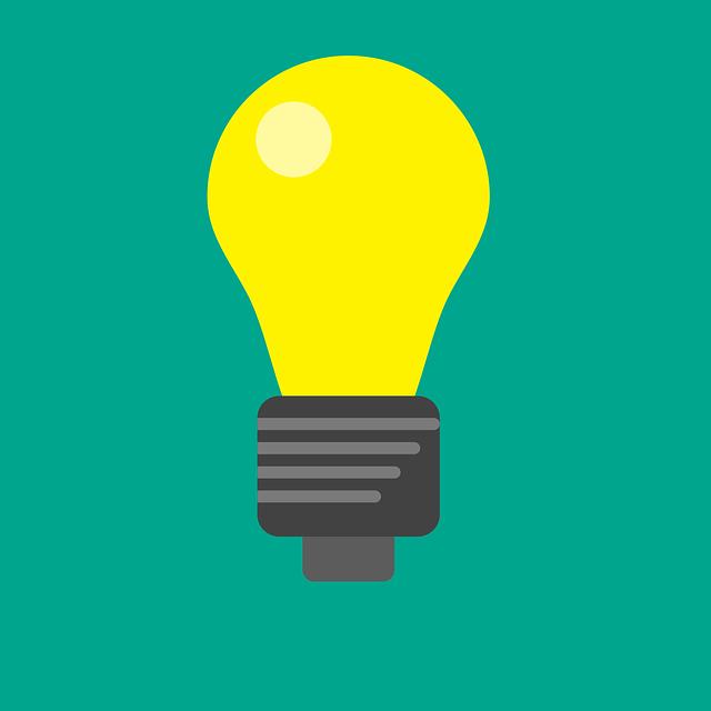 Light Bulb, Gluehbirne, Lamp, Enlightenment, Hell