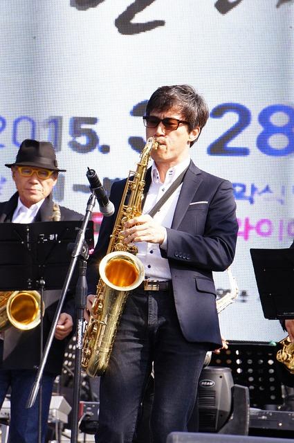 Saxophone, Ensemble, Orchestra