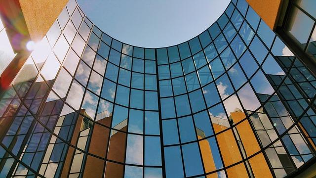 Architecture, Glass, Modern, Enterprise, Window, Unipa