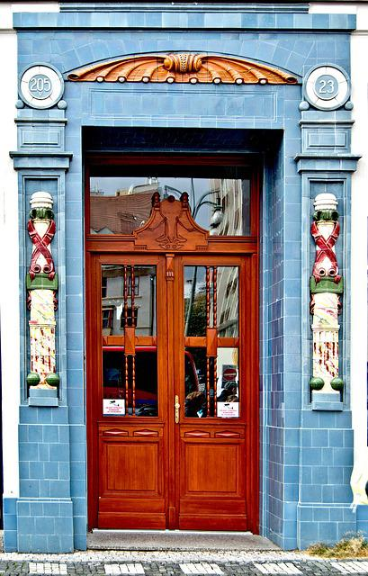 The Door, Entrance Doors, Entrance, Decorative